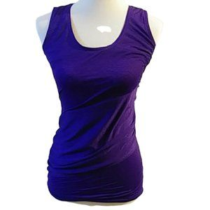 Lyssé Athletic Sleeveless Top, Color purpl…